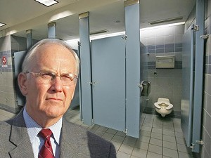 Hey, Larry Craig ain't gay. He just has a 'wide stance.' - HTTP://WWW.WORLDSSTRANGEST.COM