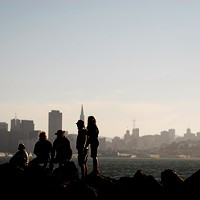 M. Ward and Built To Spill: Treasure Island Music Festival Pics Hip kids' view of the City from Treasure Island By Paul Quitoriano