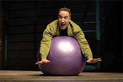 KEVIN BERNE - Hoch as Stuart, a developer with a yen for yoga.