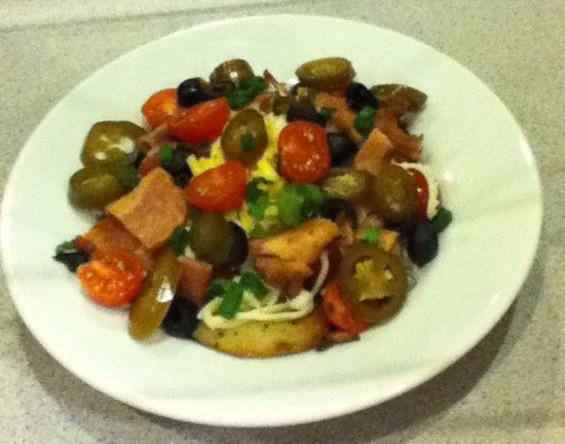 Homemade Italian potatoes -  KING KONG BAR