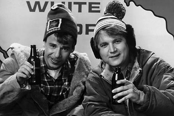 Hosers displeased with San Francisco, eh?