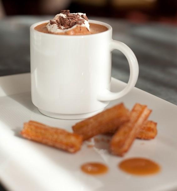 Hot Chocolate No. 5, Jardiniere