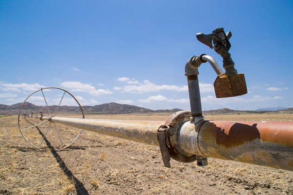How many bottles of water will it take to drain the state? - SHUTTERSTOCK