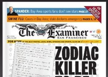 How Many Disbarred Lawyers Does It Take To Solve the Zodiac Murders?