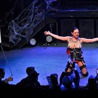 Hubba Hubba Revue: Gothic @ DNA Lounge
