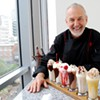 Hubert Keller Charms Omnivore Books Patrons Tomorrow Evening