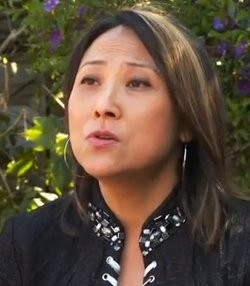 Human Rights Commissioner Cecilia Chung stars in the video on LGBT healthcare equality.