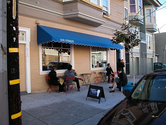 Humphry Slocombe is a toddler. - SANFRANCISCODAYS.COM