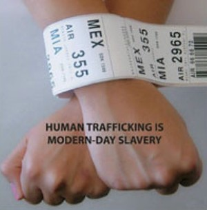 If human trafficking is on the rise, well then so are arrests