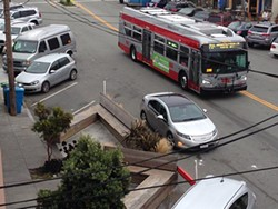 ANDY COOPER - If Mayor Ed Lee parks there, it must be a legal spot.