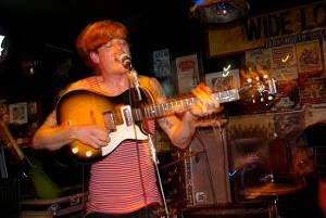 If the Eagle Tavern isn't your style, you can catch Thee Oh Sees' John Dwyer on a cruise ship next year.