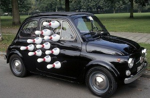 If this were your car, you would be a happier person. - COURTESY ERIC STALLER