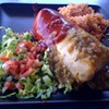 What to Have for Lunch: Green Chile Kitchen's Christmas Burrito (in May)