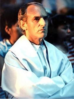 Ignacio Ellacuria, one of the priests murdered in 1989.