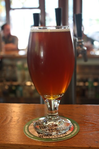 """Imperial Jack ESB, the World Beer Cup's favorite """"Other Strong Beer."""" - BRIAN YAEGER"""