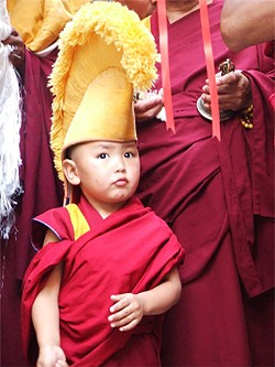 In Unmistaken Child, playing this week at the Red Vic, a Tibetan monk goes looking for the reincarnation of his beloved master.