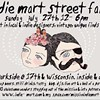 Indie Mart Street Fair: Have Scarves, Will Travel