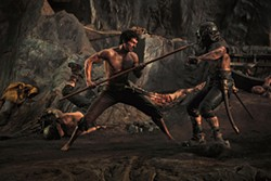 Insert Tab A into Slot B: Henry Cavill in The Immortals.