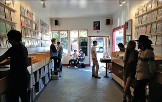 Inside Stranded Records