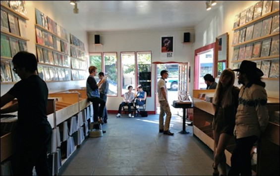 Inside Stranded Records