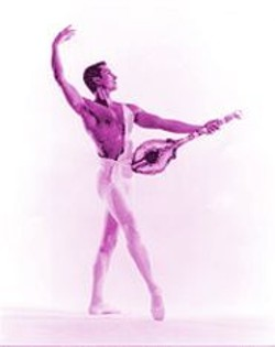 ASHRAF - Inspired: Diablo Ballet Associate Artistic Director Nikolai Kabaniaev in Apollo.