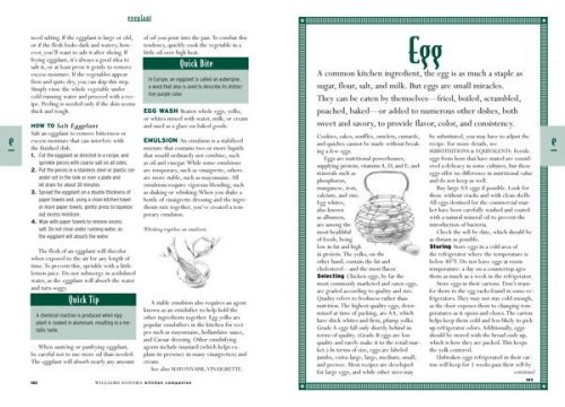 Interior page, Cook's Wisdom.