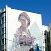 Off the Farm: Globe-Hopping Street Artist Aryz Gifts the City With a Five-Story Canvas and a Few Small Ones