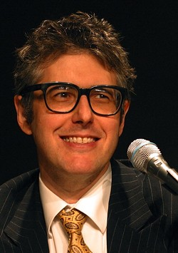 "Ira Glass, creator and host of ""This American Life."""