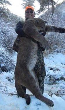 Is a better hunter than he is a bureaucrat