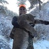 Dan Richards, Happy Cougar Hunter, Doesn't Have to Pay a Fine for His Kill