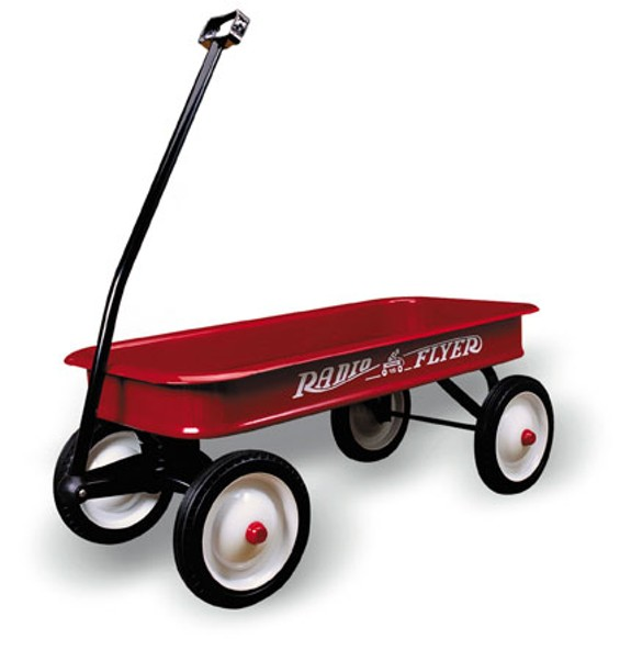 Is it a Radio Flyer?
