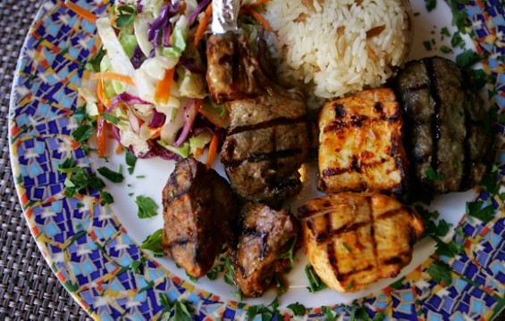 Istanbul Restaurant comes to Burlingame. - MIKE KOOZMIN/THE S.F. EXAMINER