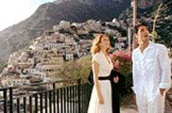 FRANCO  BICIOCCHI - Italian Stallin': Frances (Diane Lane) and - Marcello (Raoul Bova) fall dully in love.