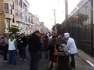 It's been a year since the birth of the new S.F. street-food movement. - T. PALMER