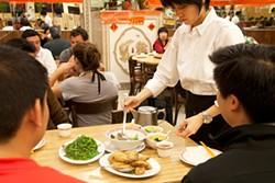 LARA HATA - It's mom food, if your mom was Cantonese.