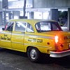Checker Cab -- a Hollywood Refugee -- Spotted in San Francisco