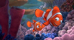 It's not a rerun if there's a whole 'nother dimension: Pixar's Finding Nemo 3-D owns your children.