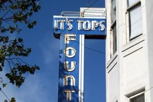 It's Tops Coffee Shop