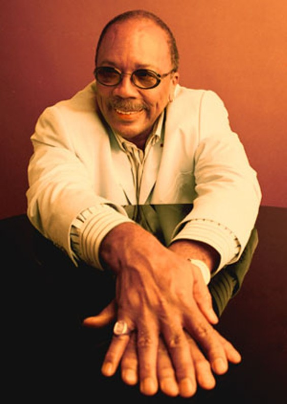 It's Up to Q: Quincy Jones