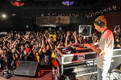 JOSE Z. LIM, JR./RED BULL CONTENT POOL - J. Espinosa won the Red Bull DJ contest