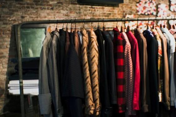 Jackets at North Beach Shop, Al's Attire - KAREEM WORRELL