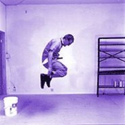 JACOB  HARTMAN - Jacob Hartman airborne in Break (1999).
