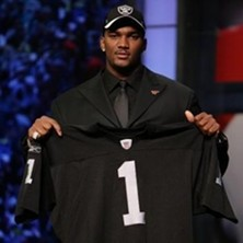 JaMarcus Russell reveals the number of arrests he's suffered for alleged codeine possession