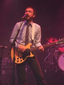 James Mercer - MIKE MANTIN