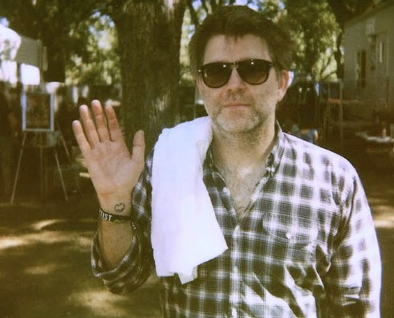 James Murphy plays Public Works on Friday.