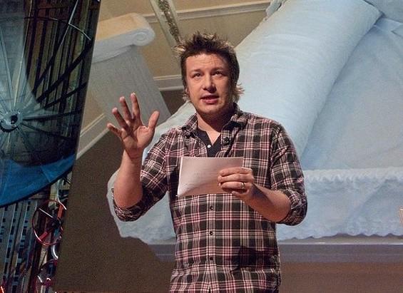 Jamie Oliver. - SUZIE KATZ/FLICKR