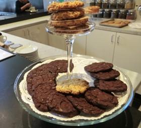 Jane's cookies, worthy of their own visit. - ALEX HOCHMAN