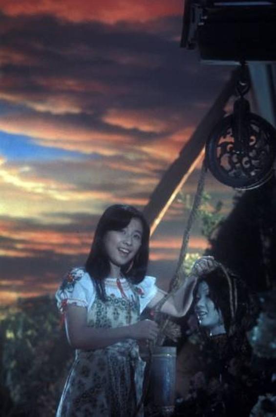 Japanese hallucinatory slapstick horror movie House plays this weekend