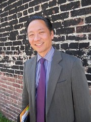 Jeff Adachi -- up against the wall?