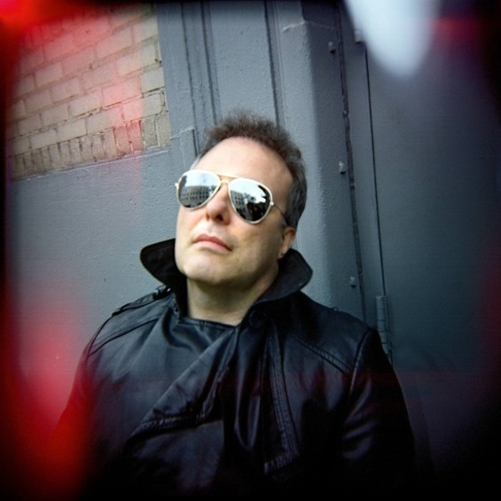 Jello Biafra, antagonist of the 1 percent.